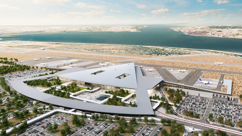 Image 1: The Montijo Airport Project