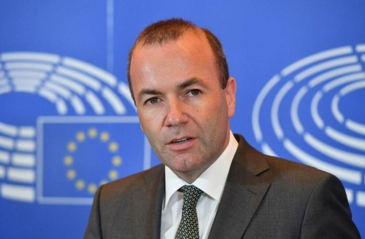 Manfred Weber, the fallen Spitzenkandidat