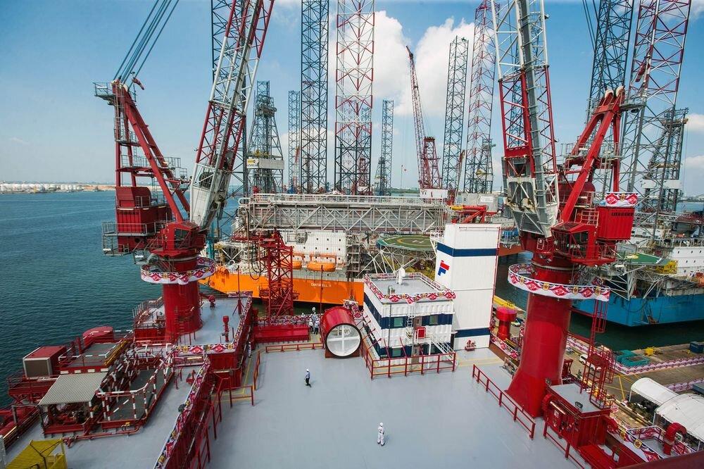 Singapure Shipyard Industry