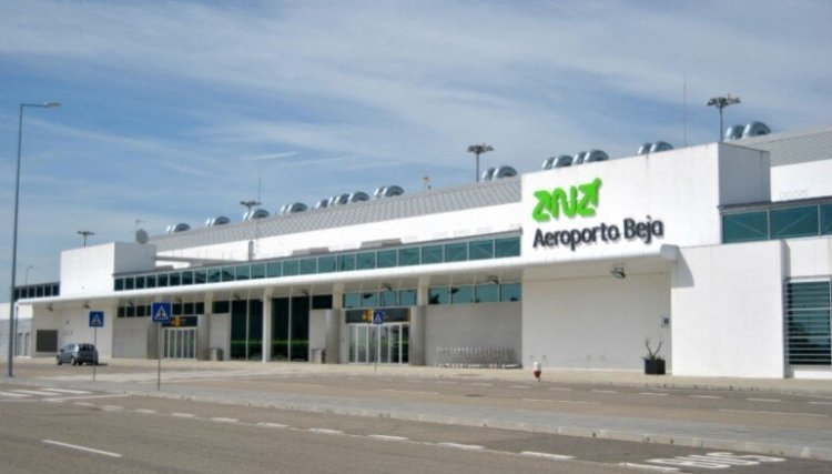 Image 3: The Beja Airport