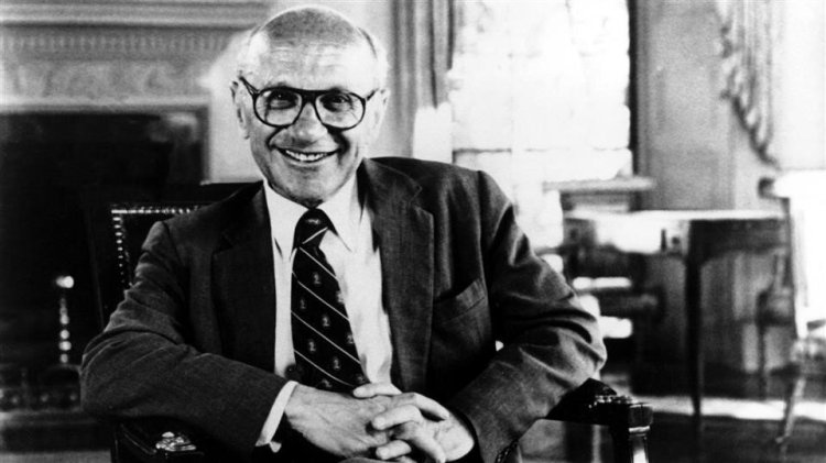Image 2: Milton Friedman, the father of Monetarism    Source: Hoover Institution