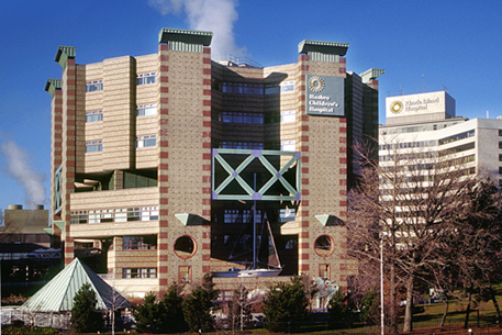 Rhode Island Hospital, one of America's leading medical institutions.