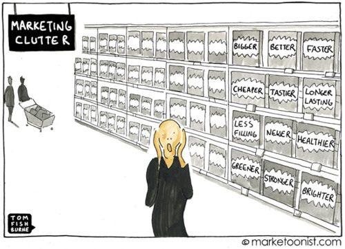 Choice overload archives | Prime Quadrant